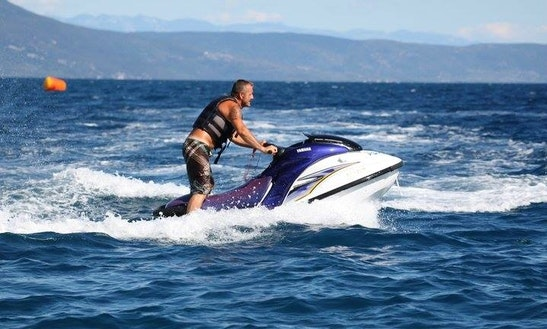 Rent A Jet Ski In Rabac, Croatia