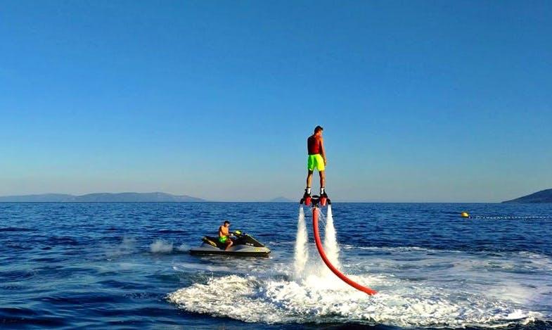 Enjoy Wakeboarding in Rabac, Croatia