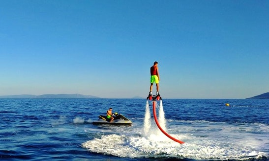 Enjoy Wakeboarding In Rabac, Croatia