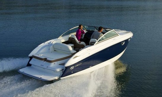 Rent A Cobalt 243 Motor Yacht In Budapest, Hungary