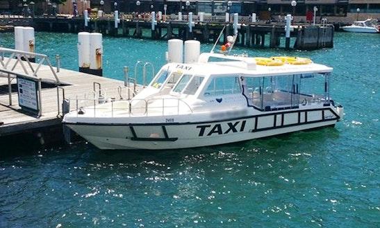 Passenger Boat Rental In Longueville