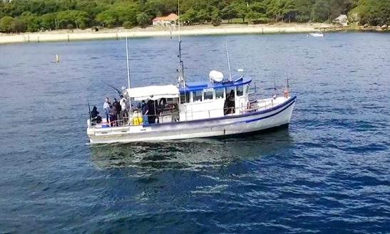 Enjoy Fishing In Sydney, Australia On Trawler