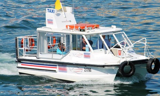 Enjoy Sydney, New South Wales On Water Taxi