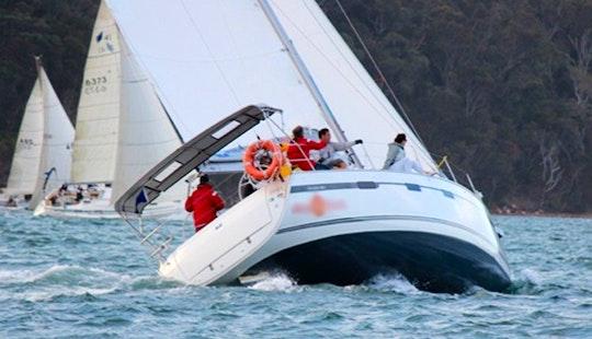 Luxury Cruise On Bavaria 40s Yacht In Church Point, Australia