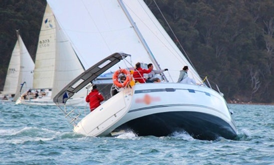 Luxury Cruise On Bavaria 40s Yacht In Church Point, Australia