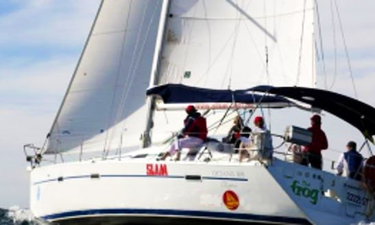 Book An Introduction To Sailing Lesson In Church Point, Australia