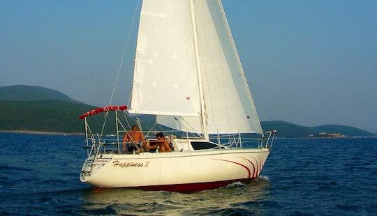 Sailing Charter On 30ft