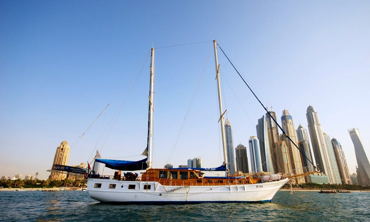 Gulet Charter in Abu Dhabi