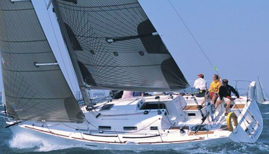 Charter Beneteau First 36.7 Crusing Monohull In Medemblik, Netherlands