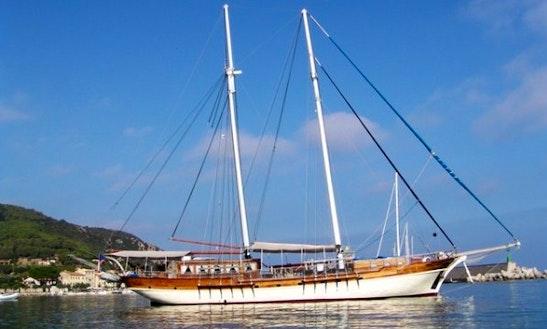 Charter 79' Caicoo Gulet In Genova, Italy
