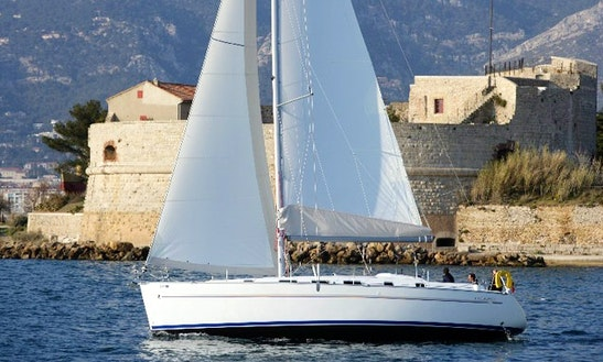 Charter 43' Cyclades Cruising Monohull In Genova, Italy