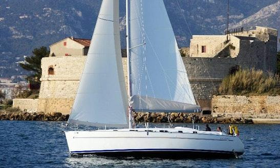 Charter 43' Cyclades Cruising Monohull In Genova, Italy