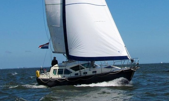 Charter Norman 40 Crusing Monohull In Medemblik, Netherlands