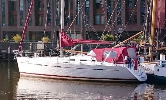 Charter Beneteau Oceanis 393 Crusing Monohull In Amsterdam, Netherlands