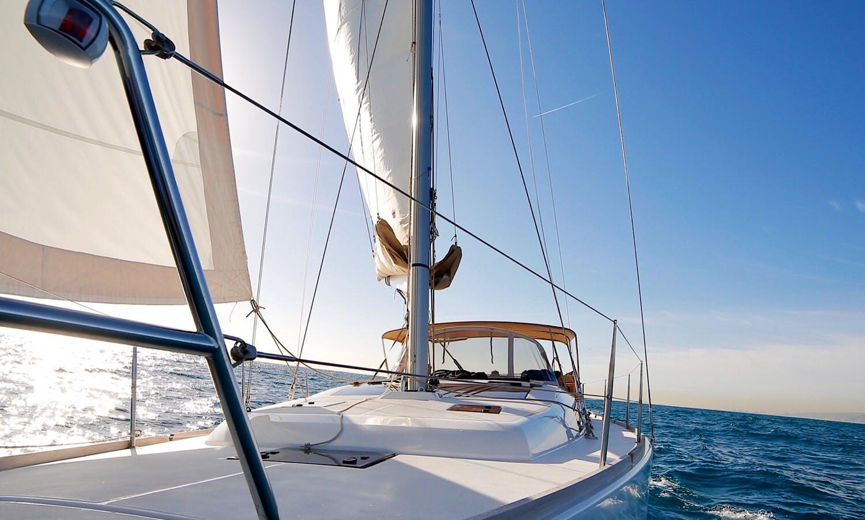 Sailing Cruise Balearic Islands Mallorca, Menorca, Ibiza