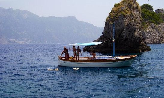 Charter A Inboard Propulsion In Positano, Campania