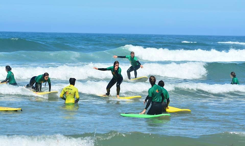 Enjoy Surfing Lessons in Odeceixe, Portugal