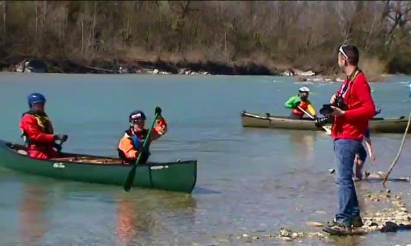 Enjoy Canoeing in Aix-les-Bains, Auvergne-Rhône-Alpes