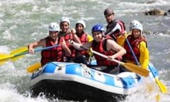 Enjoy Rafting In Termignon, Auvergne-rhône-alpes