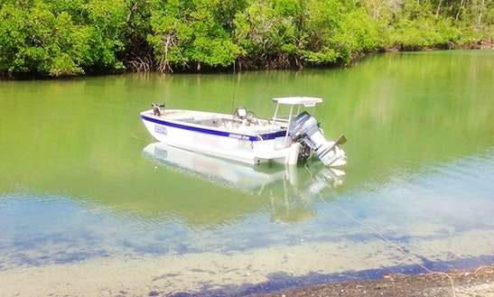 Sport Fishing Trip In Hinchinbrook Island With Captain Todd