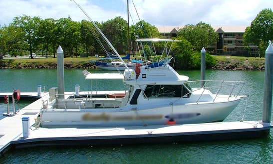 Offshore Fishing Adventures With Skipper Kyle In Tweed Heads