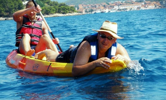 Rent A Kayak In Vela Luka,croatia
