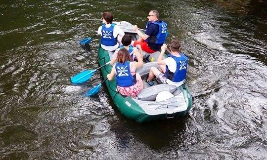 Enjoy Rafting Trips in Carennac, Occitanie