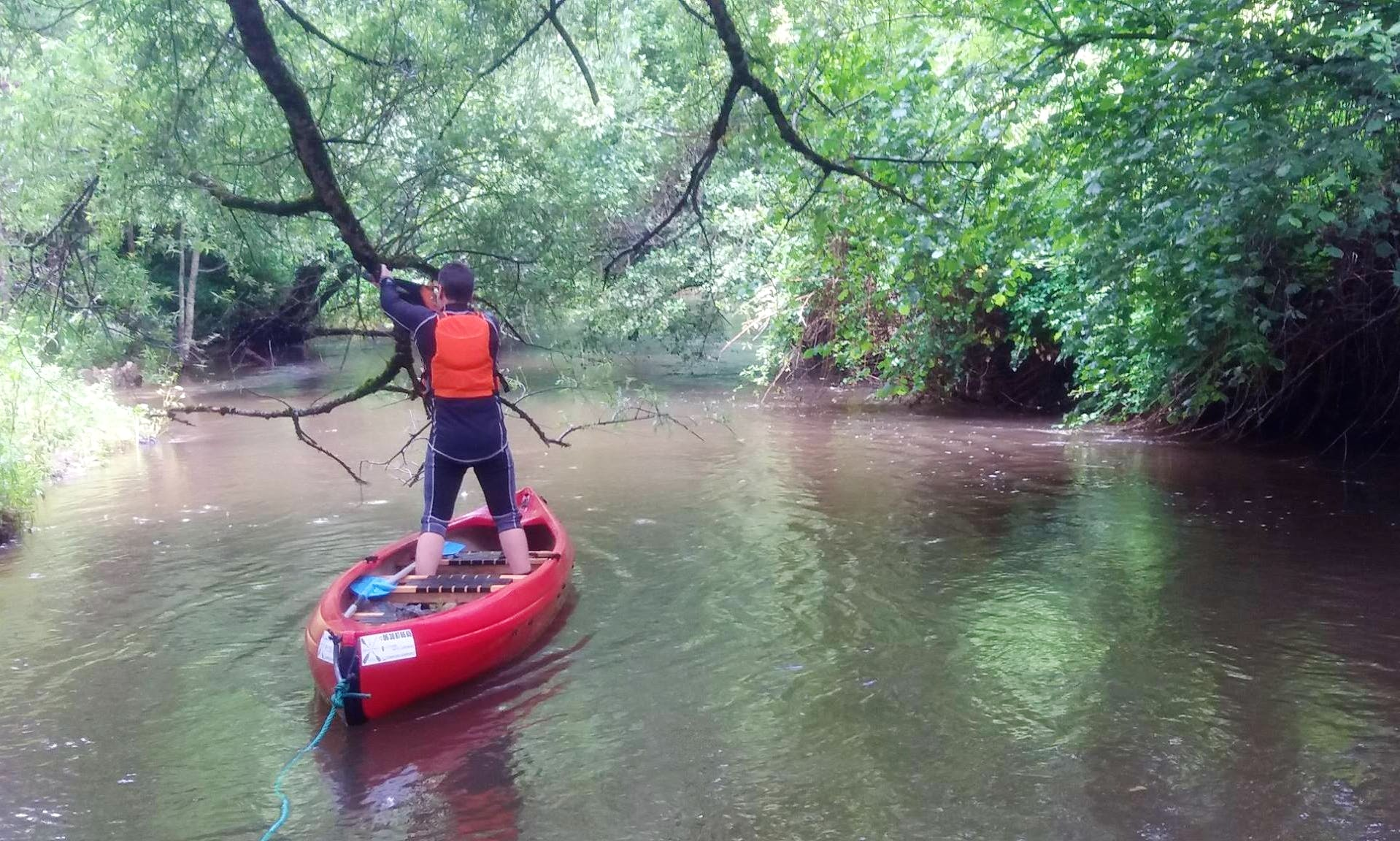 Enjoy Canoeing in Carennac, Occitanie