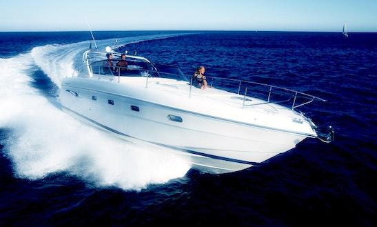 Charter 42' Fiart 40 Genius Motor Yacht In Napoli, Italy