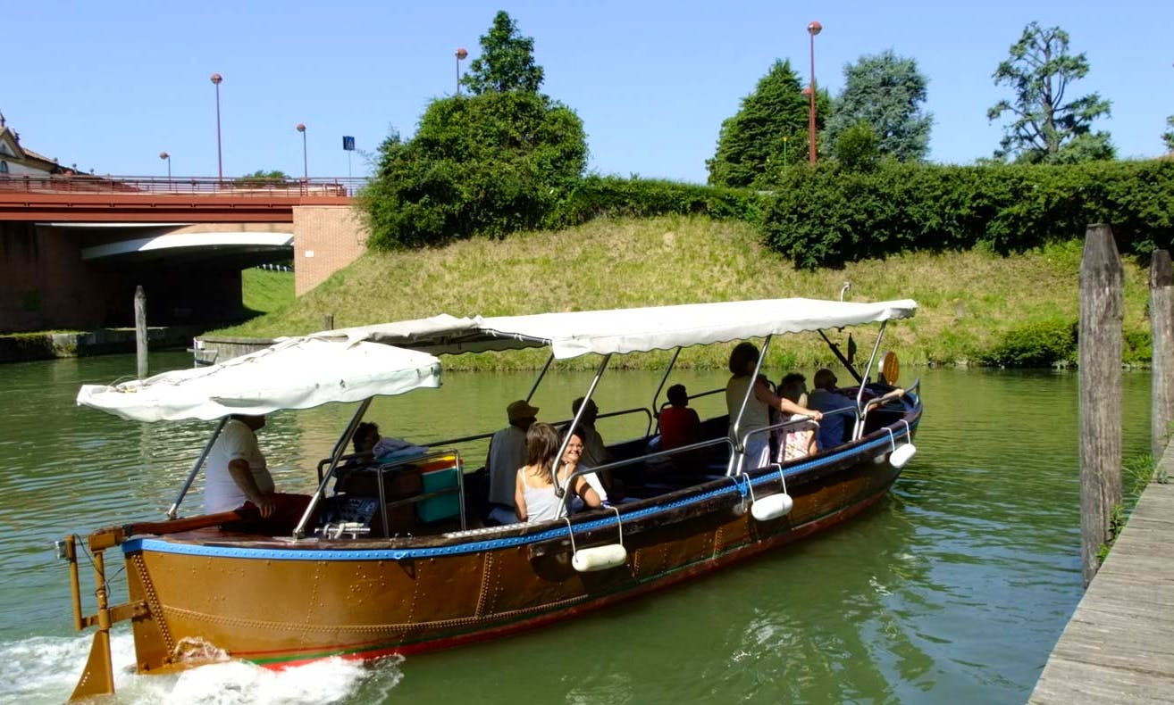 Enjoy Cruising in Padova, Italy on Canal Boat