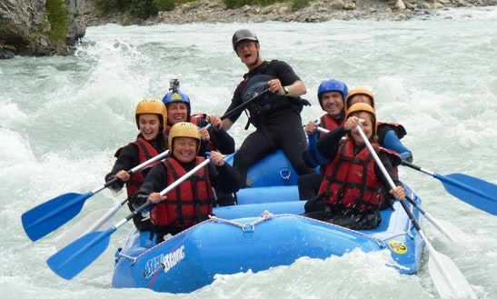 Enjoy Rafting Trips In Embrun, Alpes-côte D'azur
