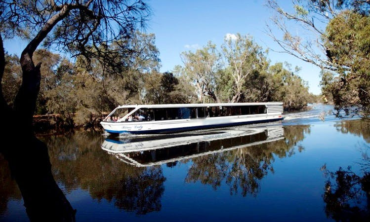 'River Lady' Scenic Boat Cruise & Charters in Perth