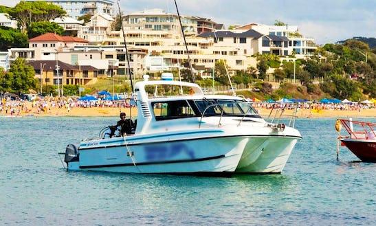 Boat Diving Trips In Terrigal