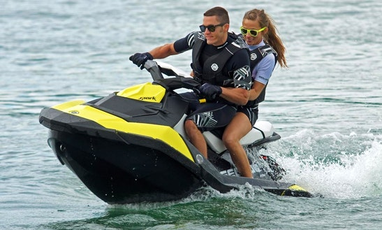 Rent A Jet Ski In Jezera, Croatia