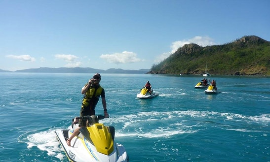 Rent A Jet Ski In Airlie Beach, Australia
