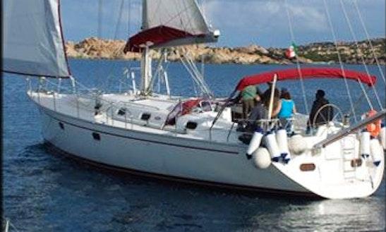 Charter 52' Gibsea 51 Crusing Monohull In Palau Ot, Italy