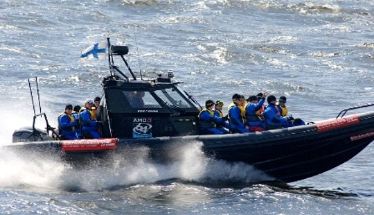 Charter Speed C-3500 Rigid Inflatable Boat In Helsingfors, Finland