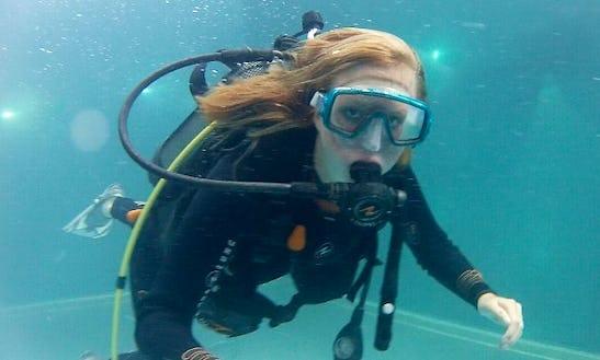 Enjoy Diving Courses In De Zilk, Netherlands