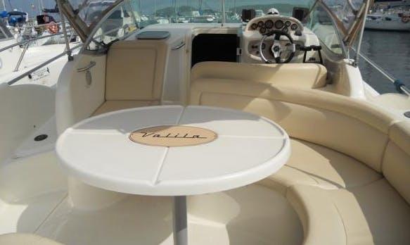 Charter 28' Jeanneau Leader 805 Motor Yacht in Dubrovnik, Croatia