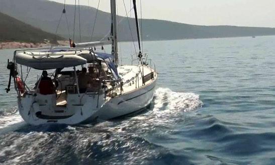 Charter 49' Bavaria Cruising Monohull In Sporades, Chalkidiki, Greece