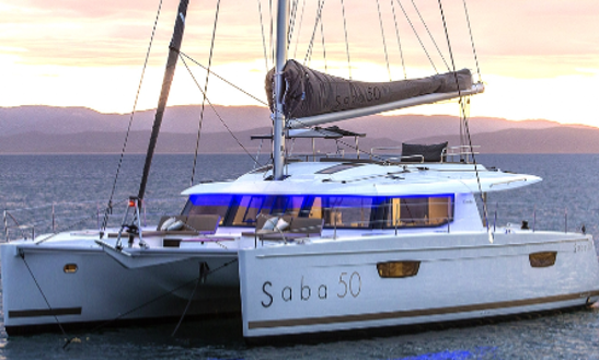 Charter 50' Saba Cruising Catamaran In Nesebar, Bulgaria