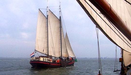 Charter 90' Sloop In Harlingen, Netherlands
