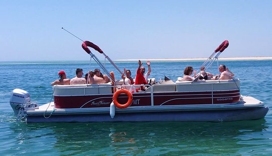 4 Islands Route Guided Boat Tour In Faro, Portugal