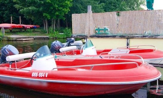 Charter Jeanseau Cap 625 Bowrider In Potsdam, Germany