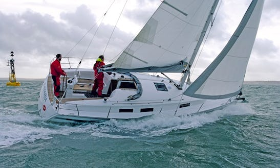 Charter 32' Sural Bavaria Cruising Monohull In Workum, Netherlands