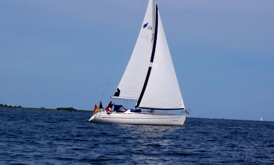 Charter 38' Mercator Bavaria Cruising Monohull In Workum, Netherlands