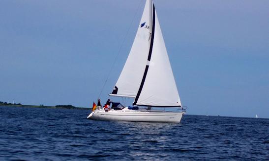 Charter 38' Mercator Bavaria Cruising Monohull In Workum, Netherlands