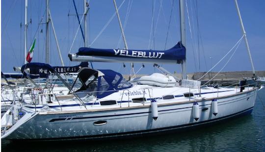 Charter 50' Bavaria Cruising Monohull In Vieste, Puglia