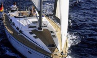 Charter 46' Bavaria Cruising Monohull in Vieste, Italy