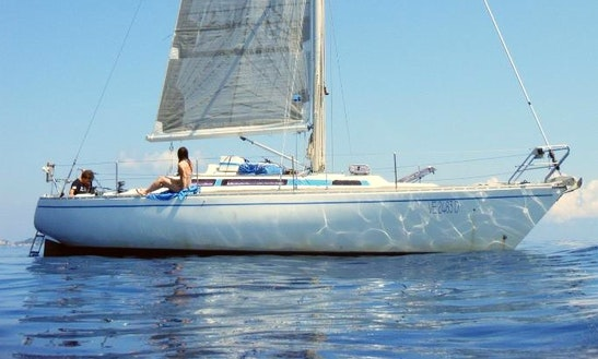 Charter Beneteau Cyclades 43.4 Cruising Monohull In Puglia, Italy